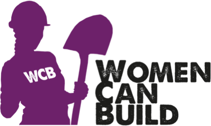 Women can build
